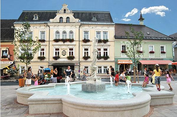 Feldkirchen Hauptplatz