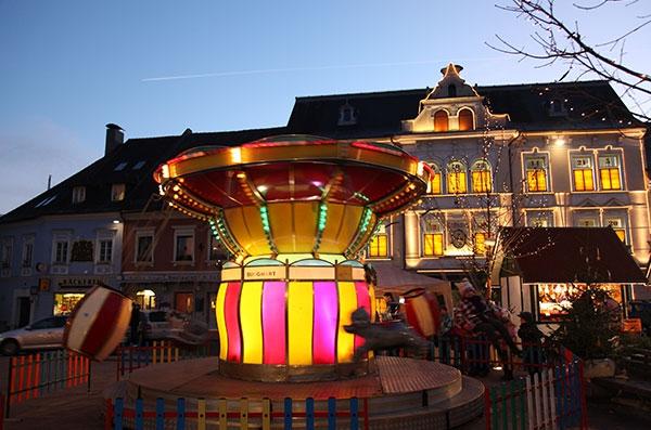 Christkindlmarkt in Feldkirchen